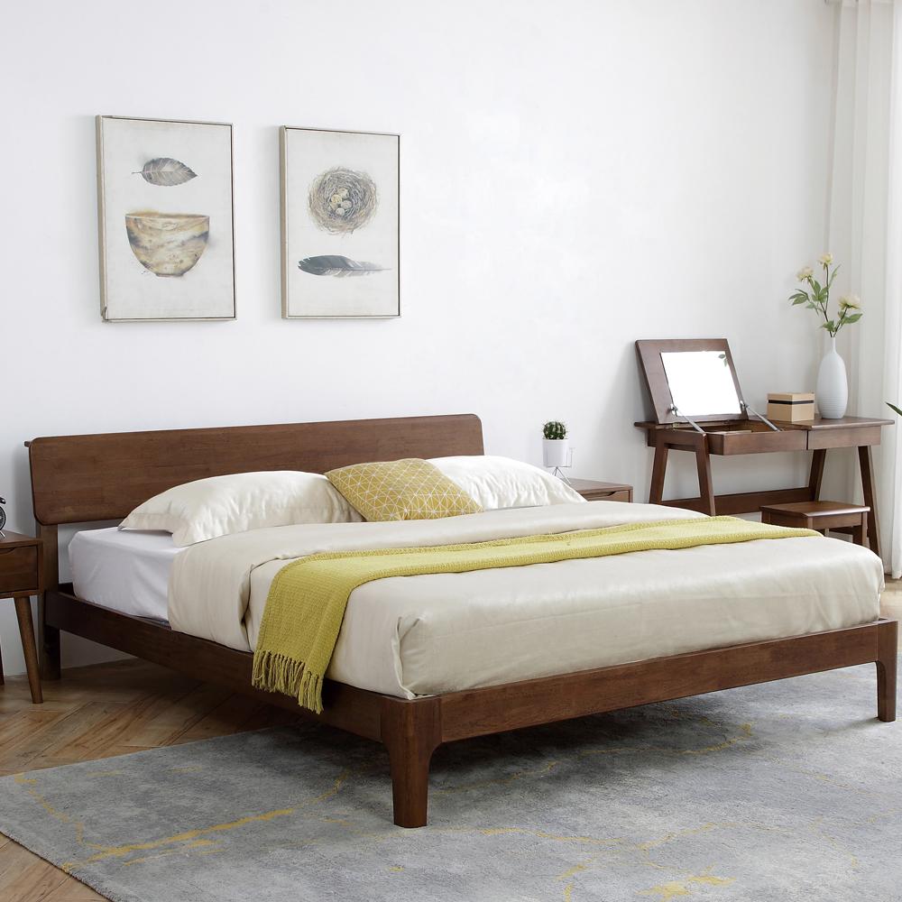 4Z6A5207 北欧轻奢床现代主卧双人床家具