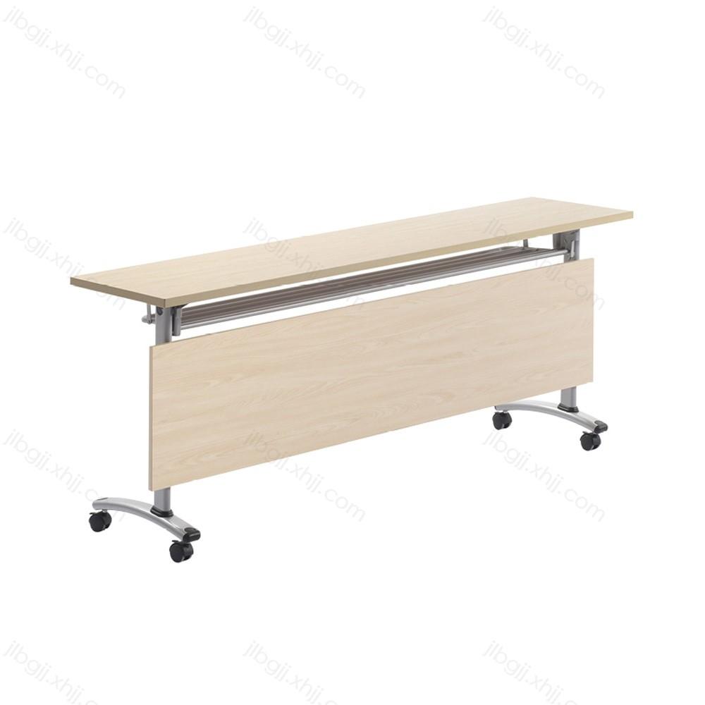 YLZ-02 厂家直销阅览桌会议桌翻板桌
