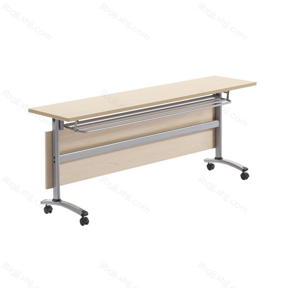 YLZ-06 可移动拼接会议培训桌阅览桌