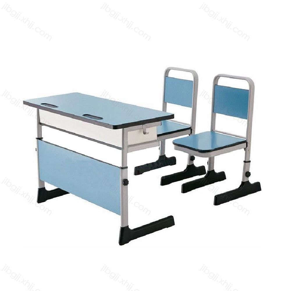 34 双人学生桌椅套装厂家直营