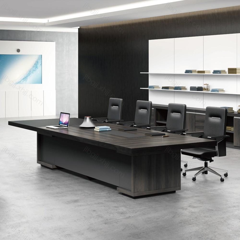 13 大型板式会议桌会议台品牌