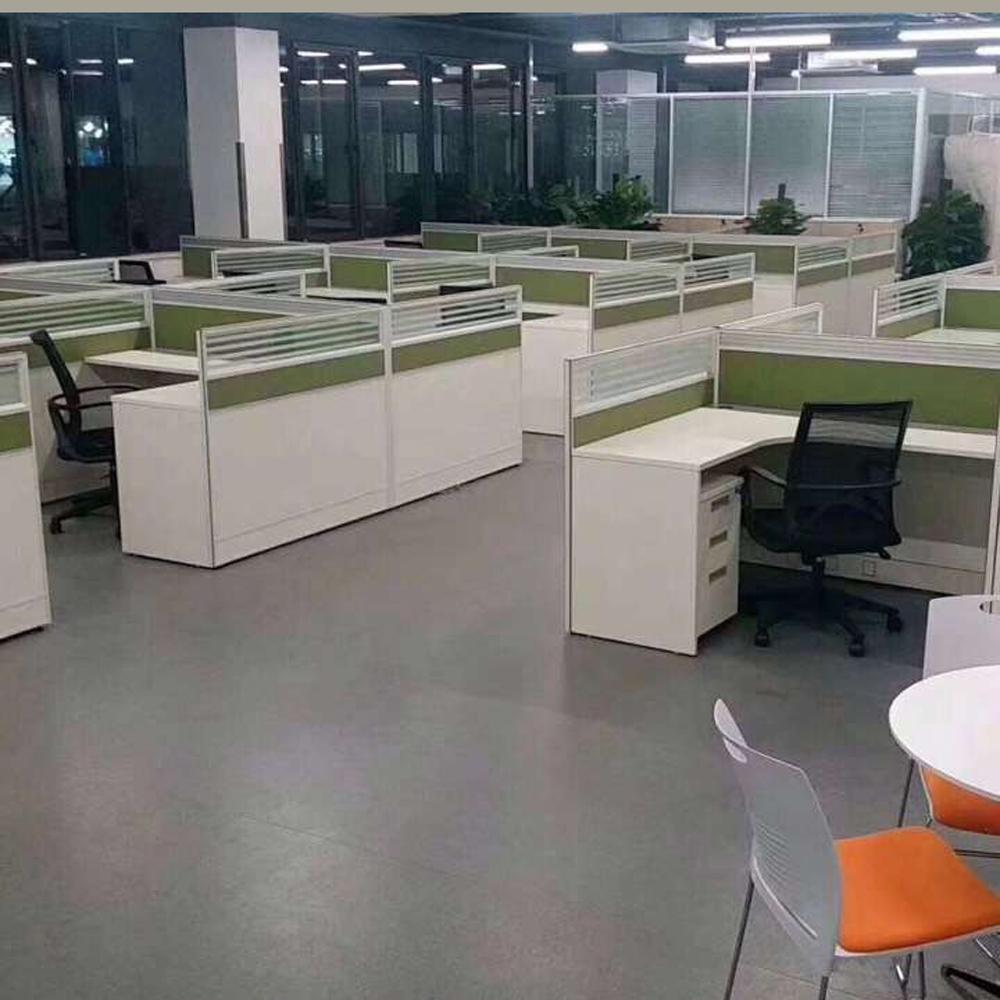 75 屏风隔断职员办公桌厂家