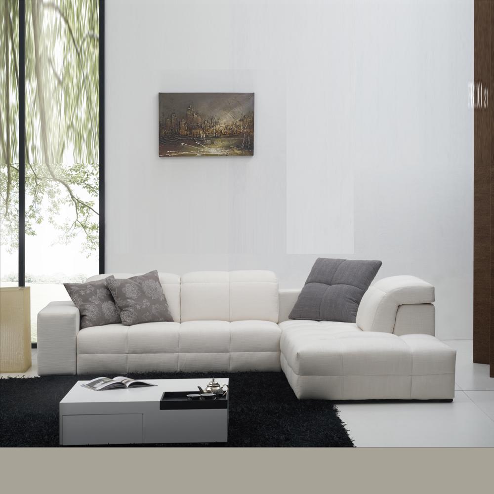 fb1101 时尚现代转角布艺沙发采购