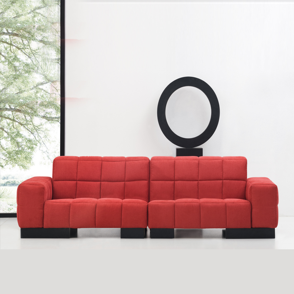 fb1103 客厅直排休闲沙发促销