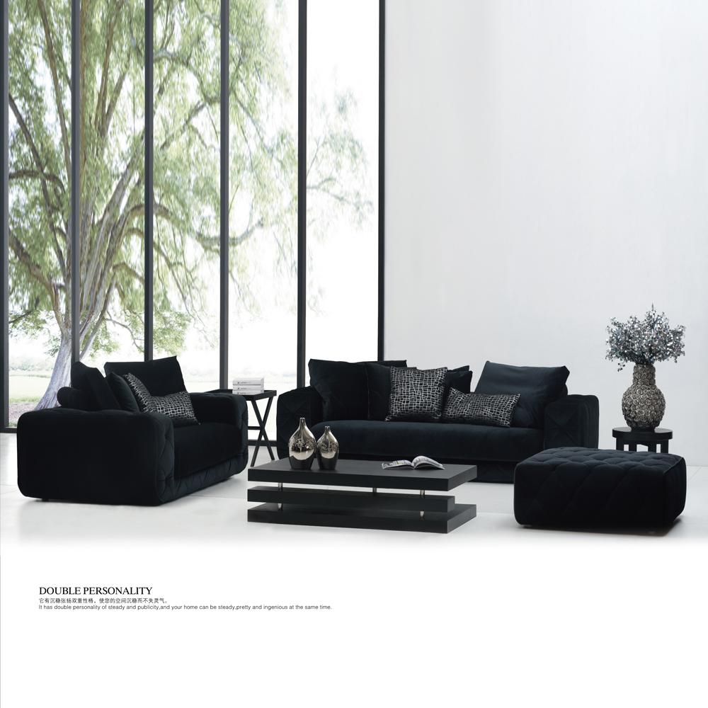fa9031 客厅家具 组合布艺沙发批发