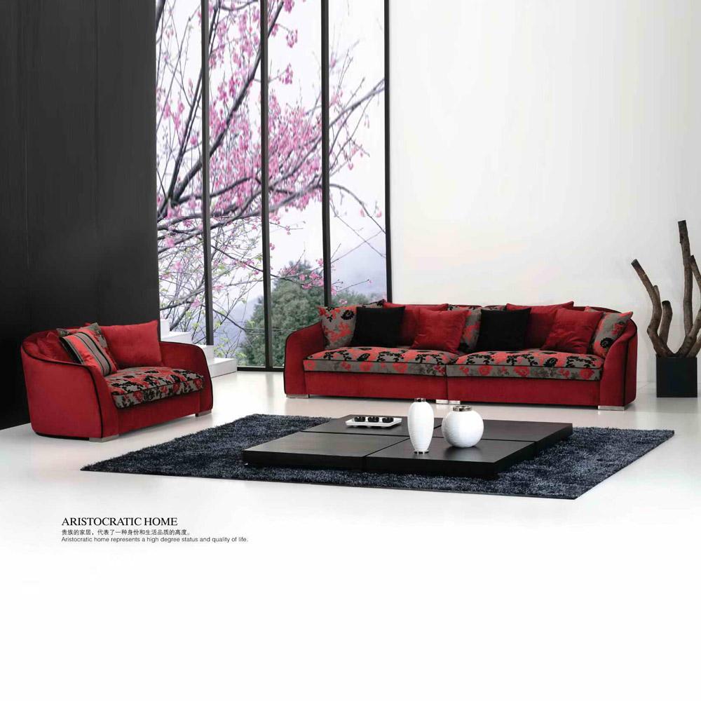 FA9001  品牌布艺沙发 休闲组合沙发