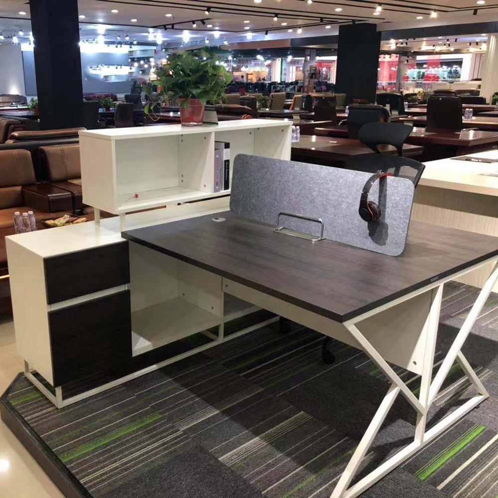 91 屏风隔断办公家具现代工位桌