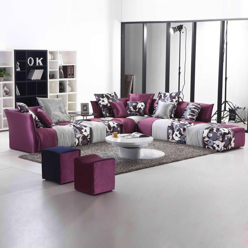 FA1128 简约休闲沙发客厅L型转角沙发