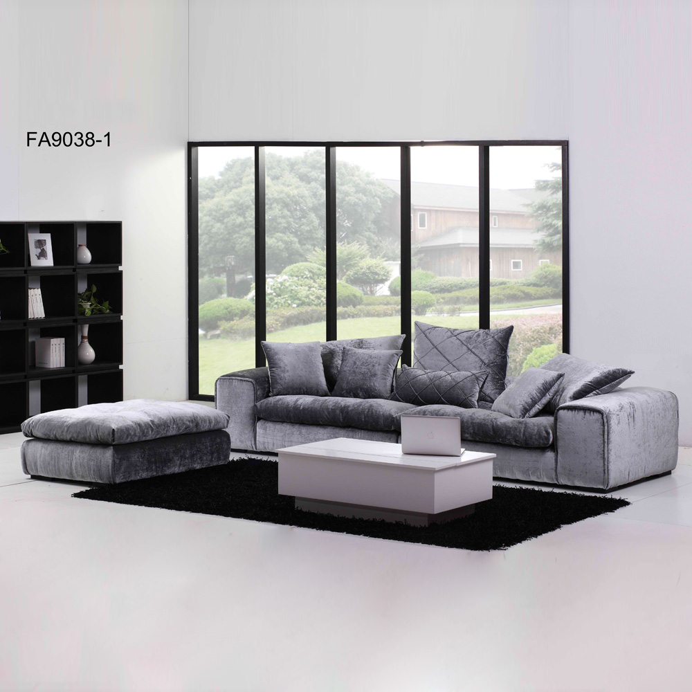 FA9038-1 创意客厅沙发布艺沙发