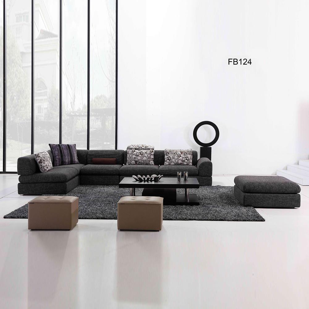 FB124 时尚极简布艺沙发品牌