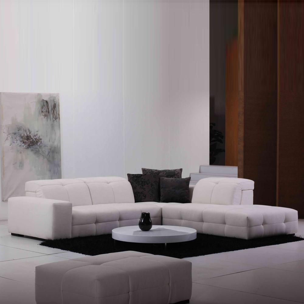 FB1101 现代布艺沙发转角沙发批发厂家