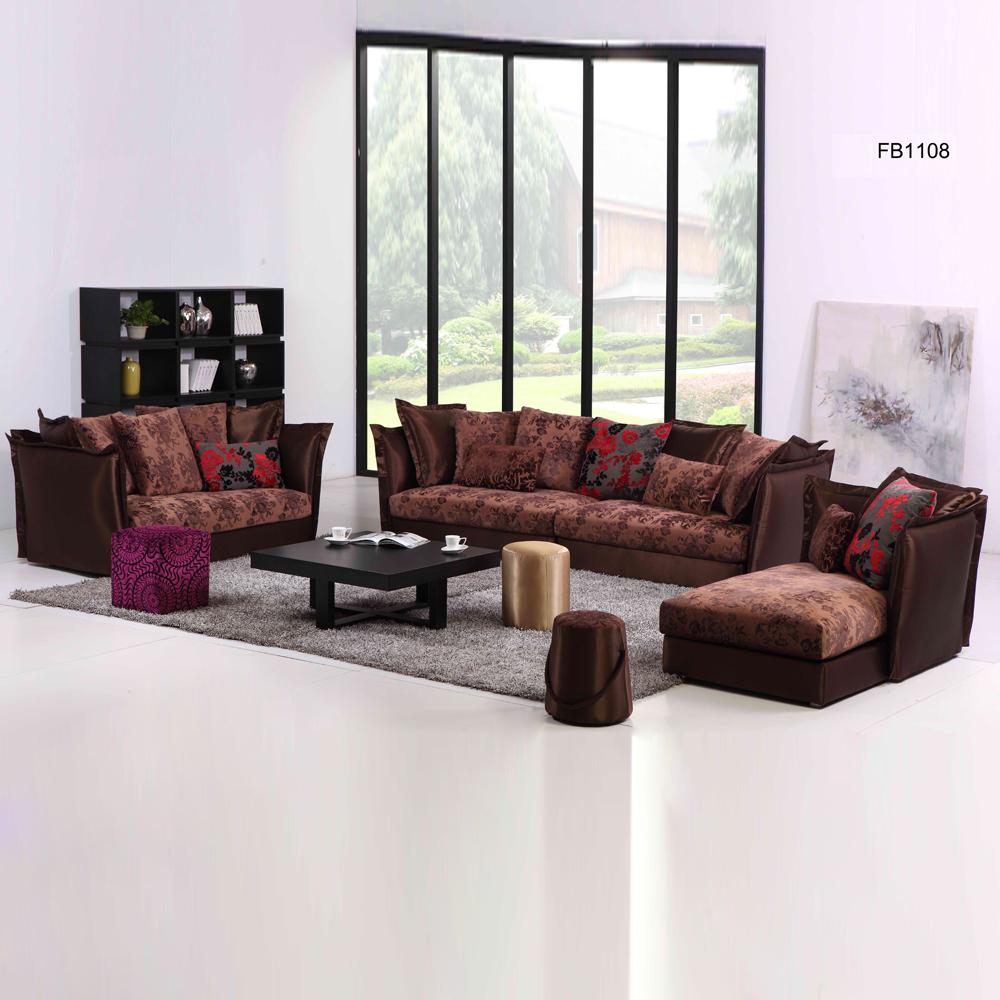 FB1108 客厅组合沙发 休闲现代沙发厂家直销