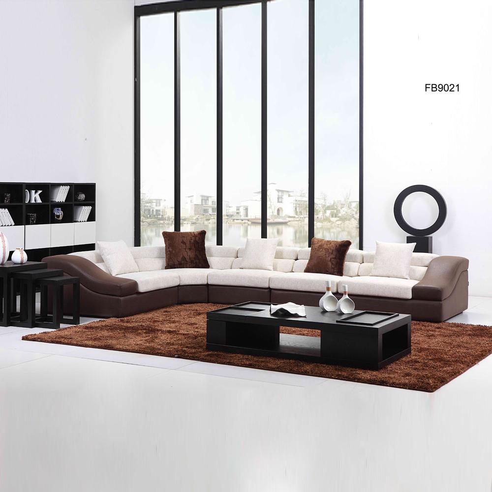 FB9021 客厅家具 大户型转角沙发