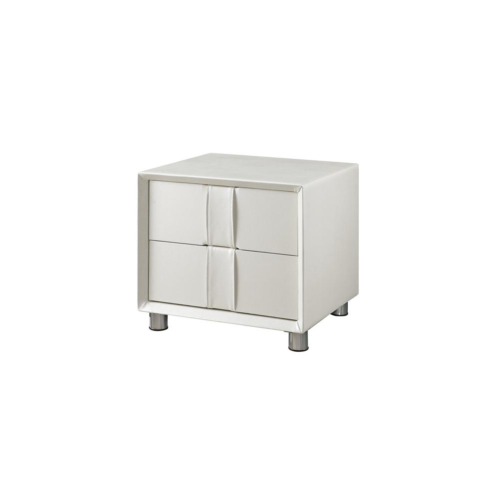 CTG-13 现代小户型床头柜床边收纳柜
