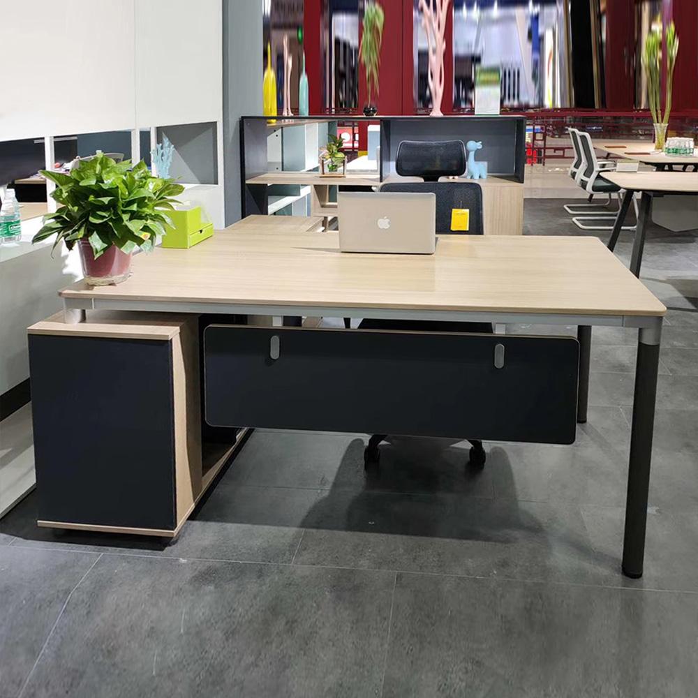 JLT-76 办公家具胶板经理台