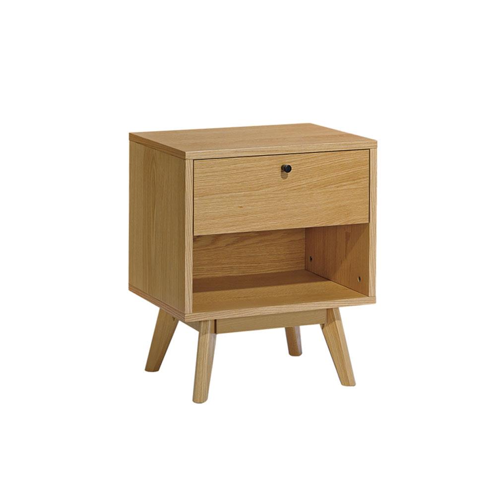 2001卧室实木床头柜