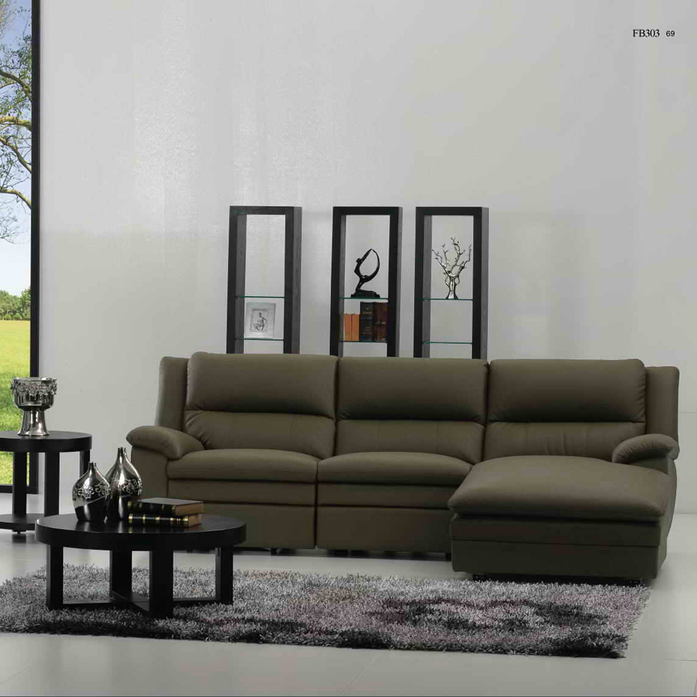 FB303 布艺转角沙发 多功能休闲沙发