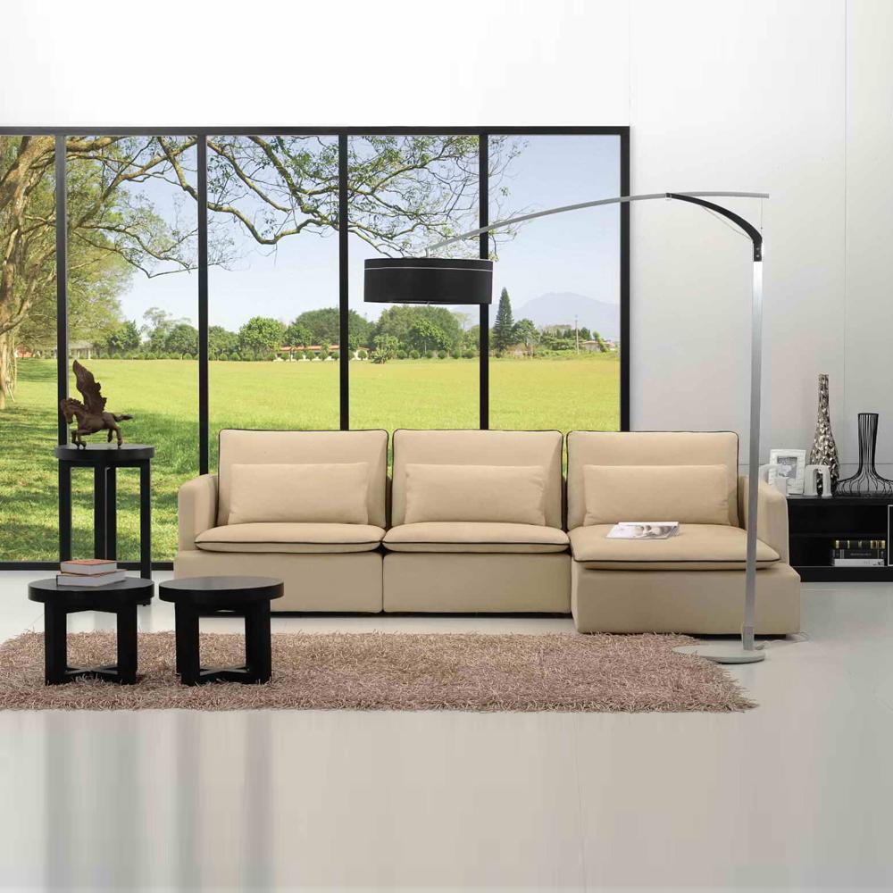 FB06 客厅休闲布艺沙发 转角沙发价格
