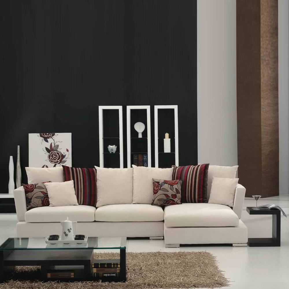 FB8029 小户型布艺沙发 转角休闲沙发