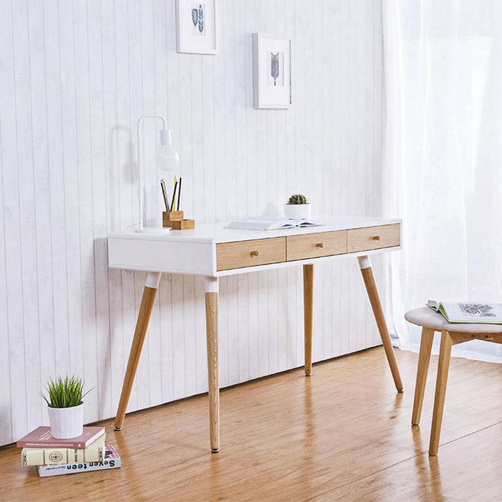9615小户型卧室书桌