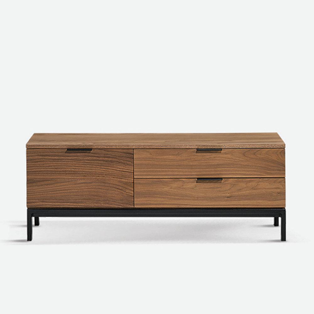 9971客厅实木电视柜
