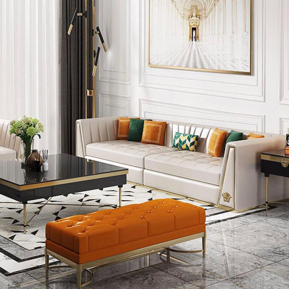SF-06 现代轻奢客厅组合沙发