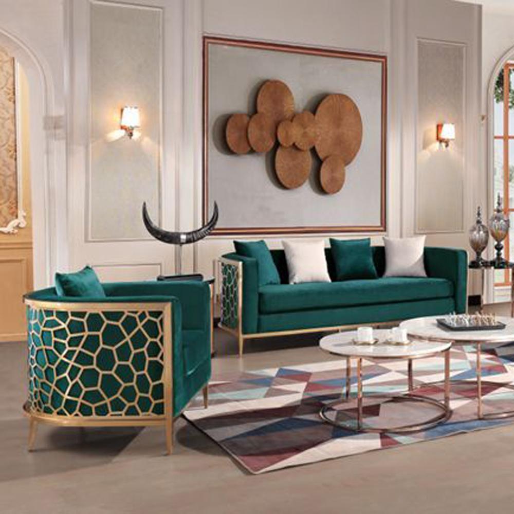 SF-12 创意轻奢客厅休闲沙发品牌