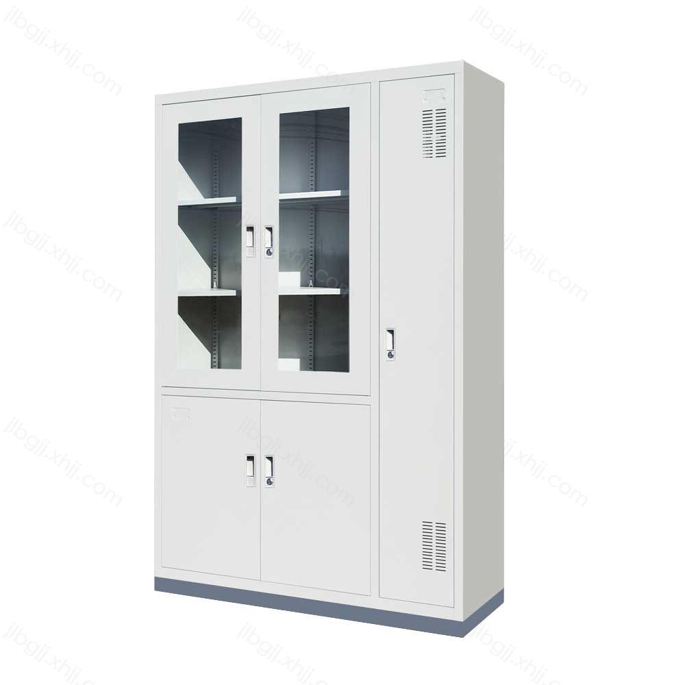 BXG-18 办公文件柜带锁储物柜