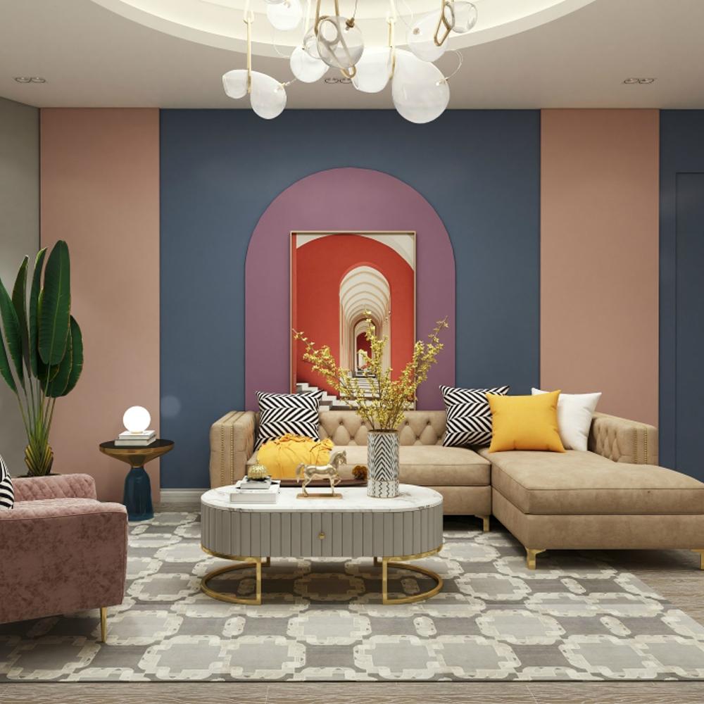 现代风格别墅家具