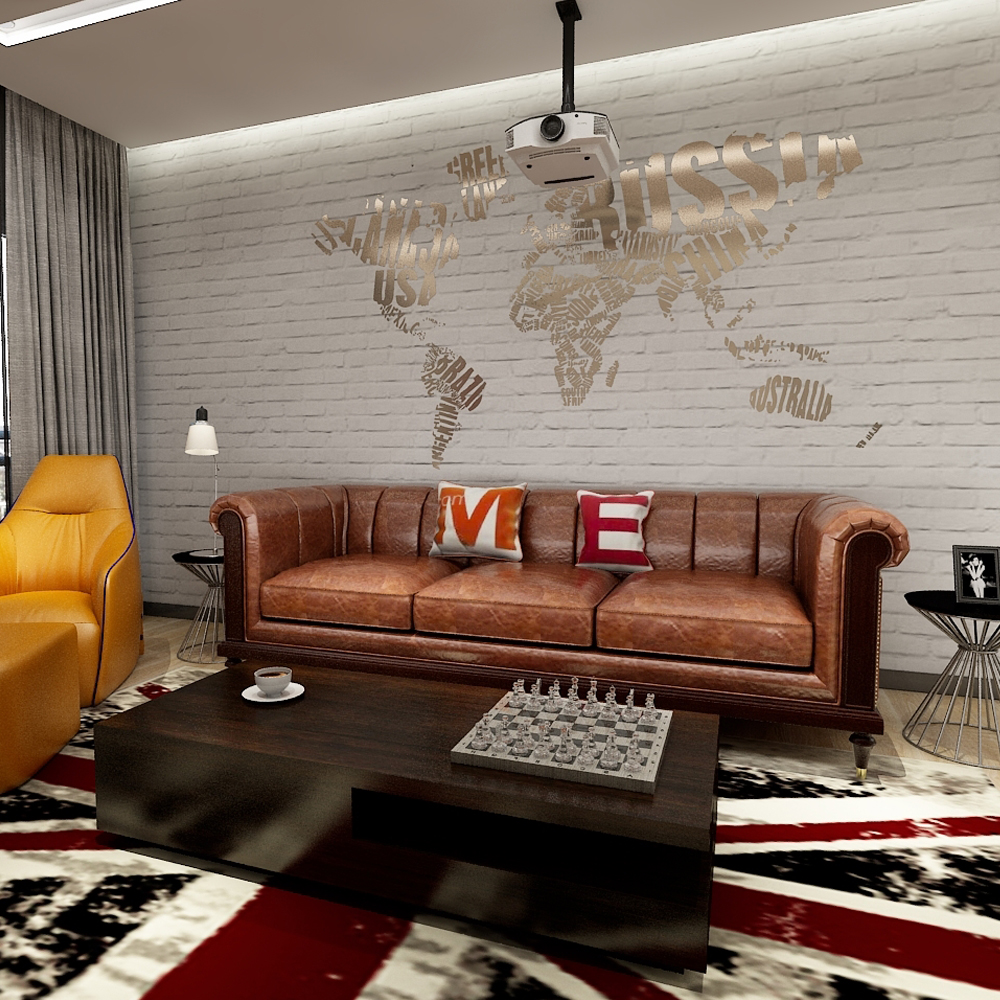 现代混搭家具