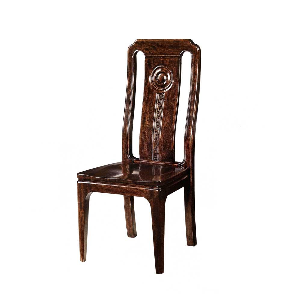 952 黑檀木餐椅