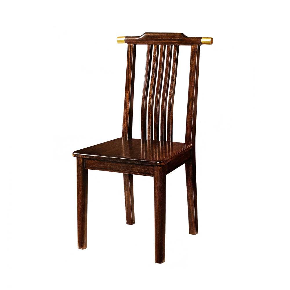 951 黑檀木餐椅