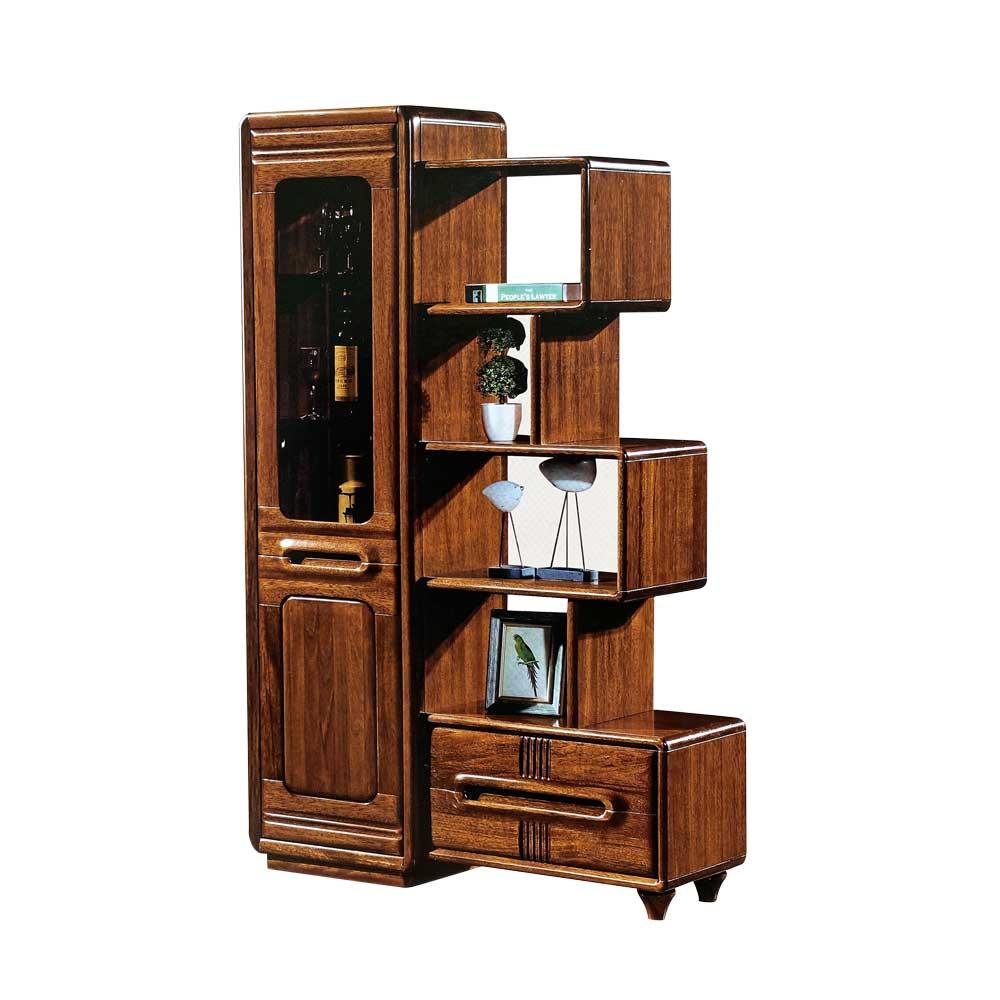 18601 金丝黄檀间厅柜