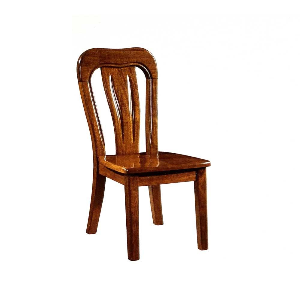 CY702 金丝黄檀餐椅