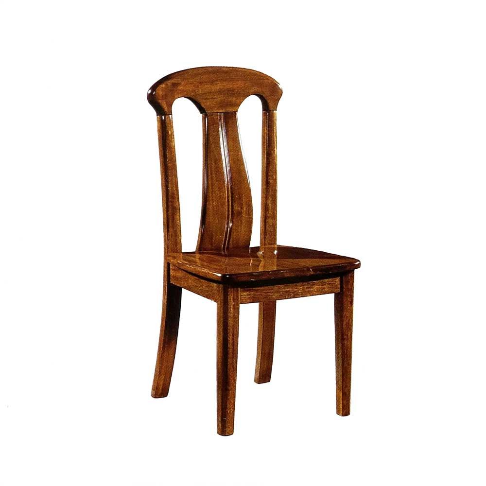 CY703金丝黄檀餐椅