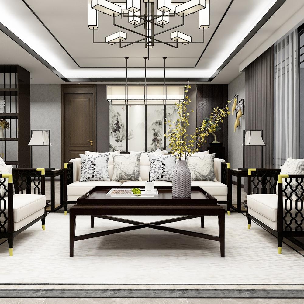 大户型中式风格家居