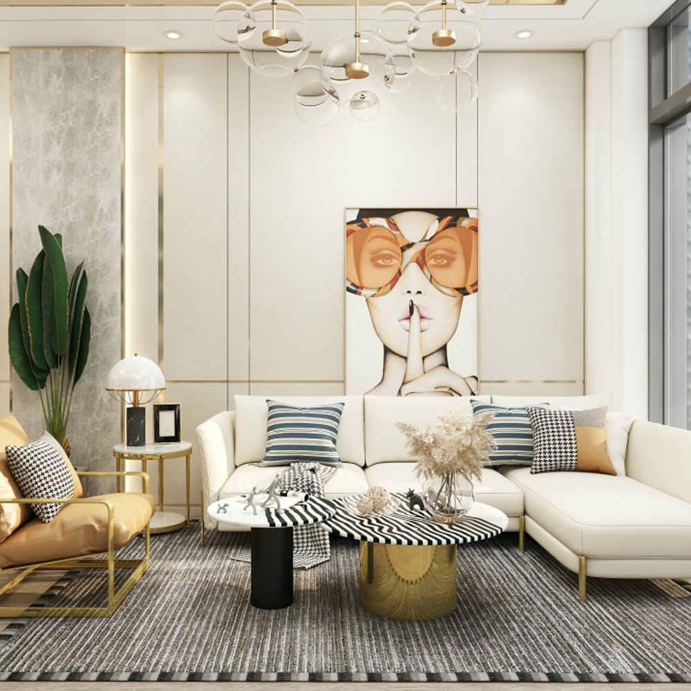 现代家居空间