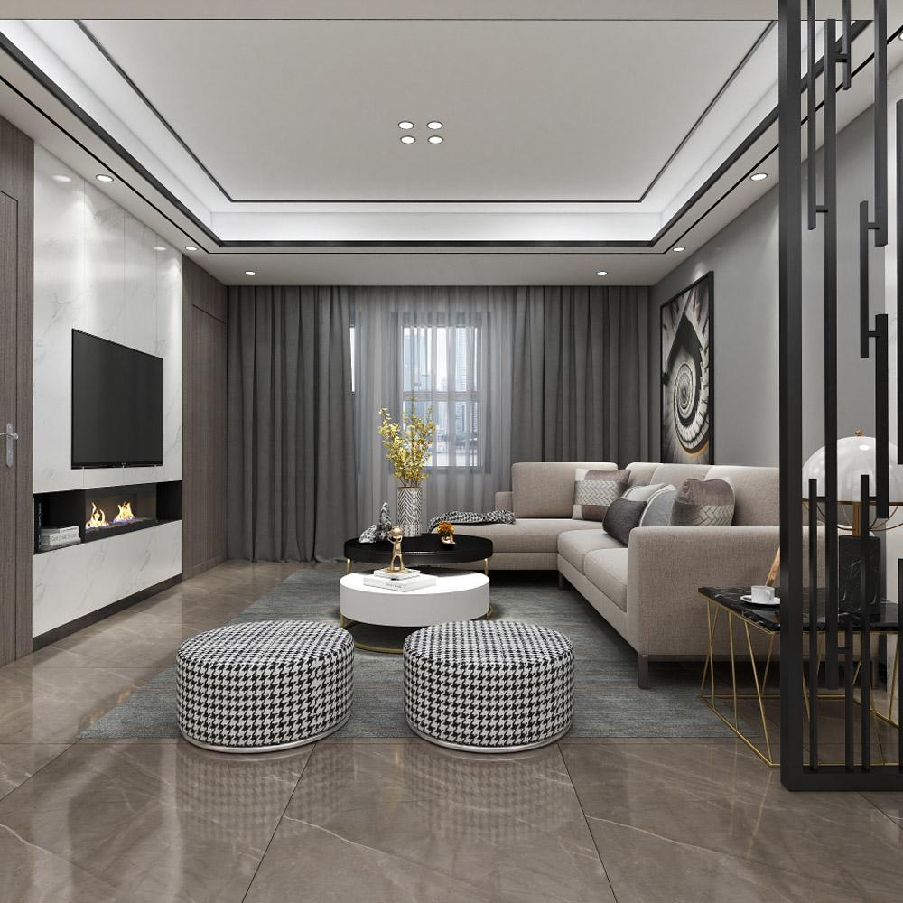 客厅现代风格家居