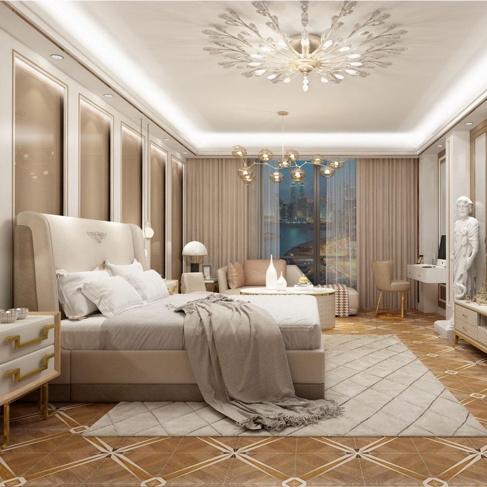 公寓美式轻奢风格