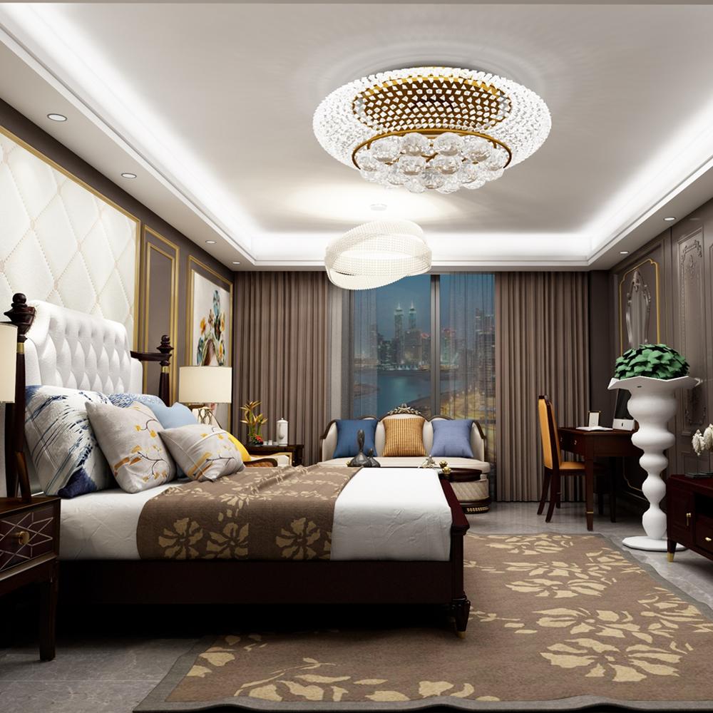 公寓古典美式风格