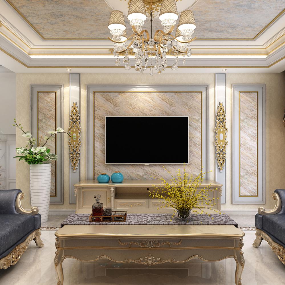 欧式家具三室一厅