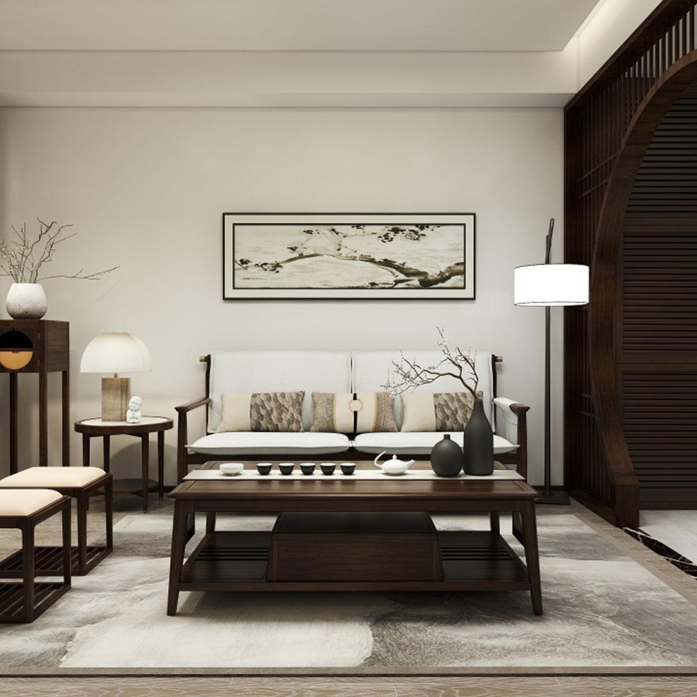 中式拎包入住项目
