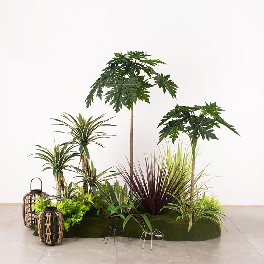仿真植物绿植蕨