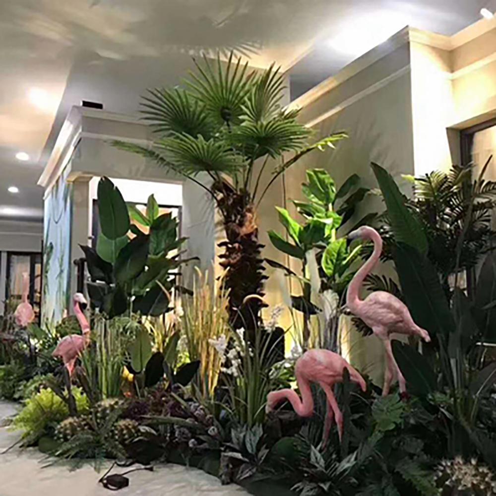 热带雨林植物景观设计