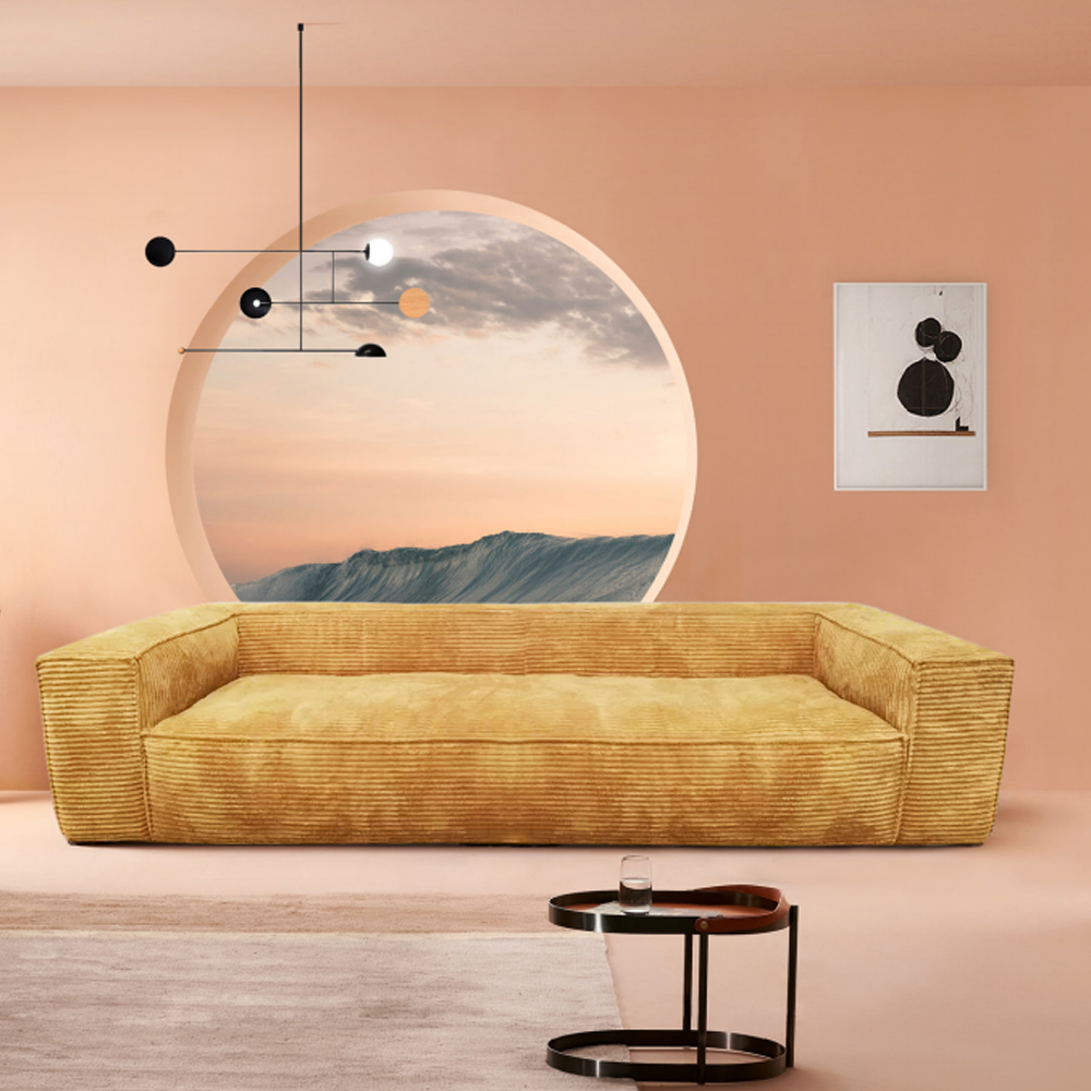 GK极简风格家具