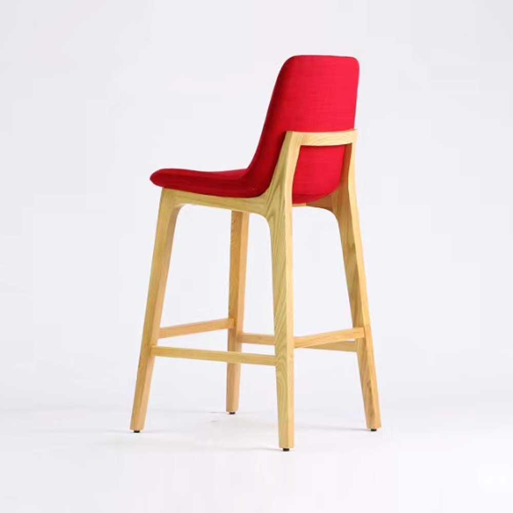 BY-15 简约北欧吧台椅高脚凳