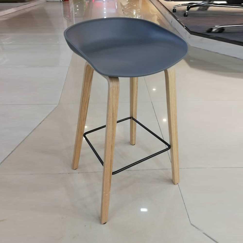 BY-28  现代高脚凳咖啡吧台椅