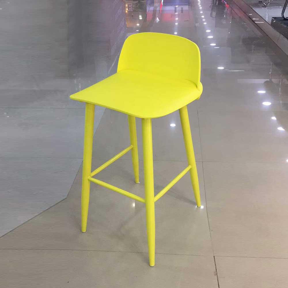 BY-46 吧台椅北欧个性时尚高脚椅