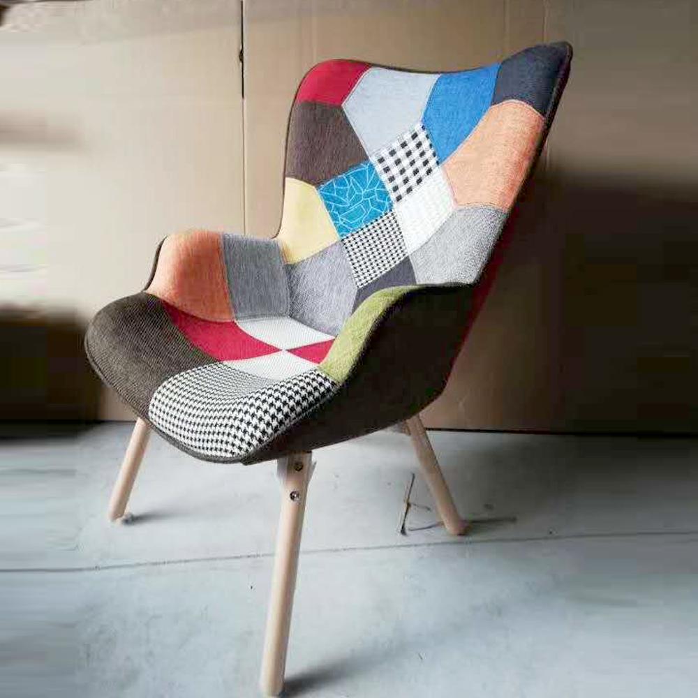 XXY-103 北欧单人沙发椅懒人休闲椅