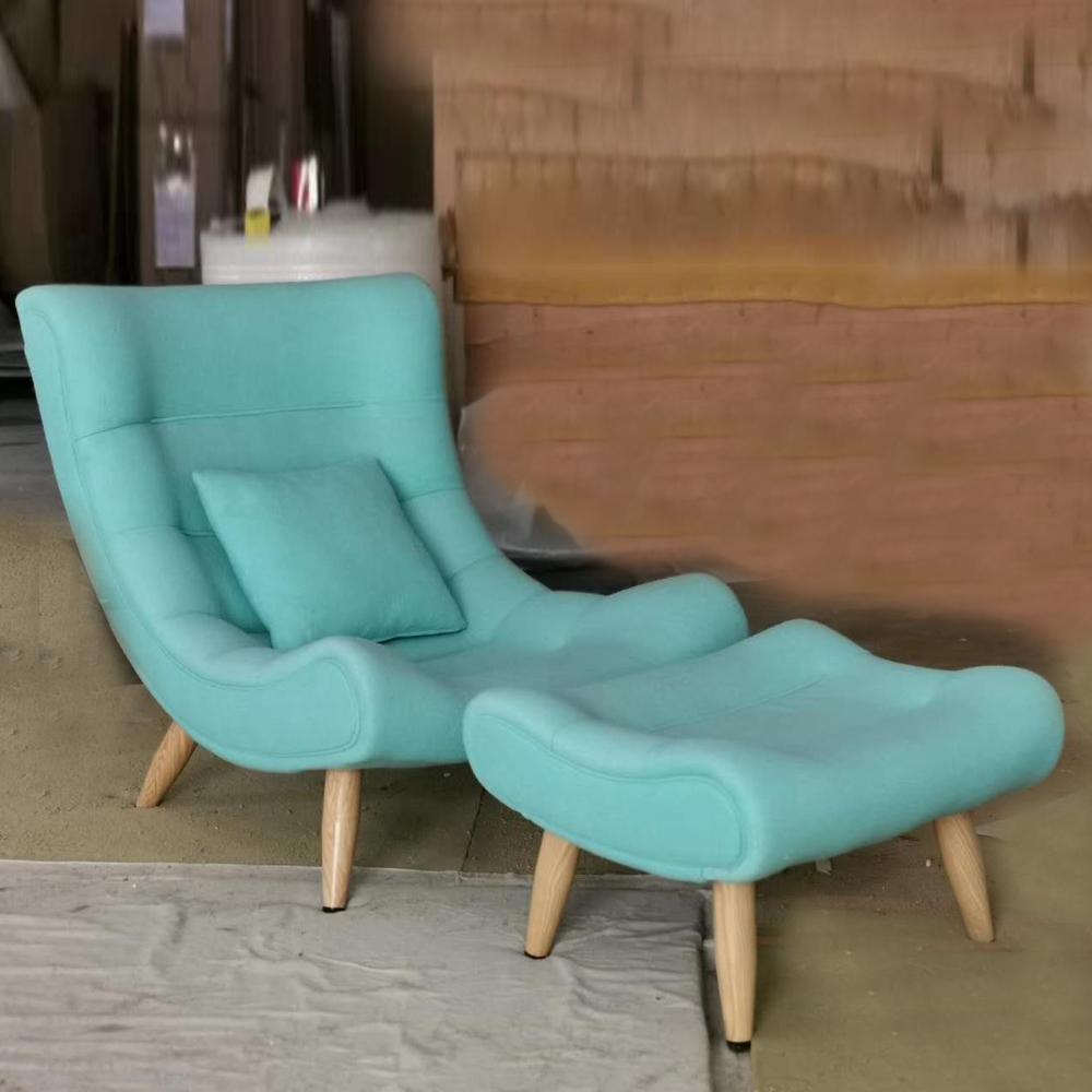 XXY-104 懒人沙发北欧阳台老虎椅
